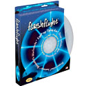 Nite Ize Flashflight LED Flying Disc - 10.5-inch - Includes 2 x CR2016s - Blue (FFD-08-03) or Green (FFD-08-28)