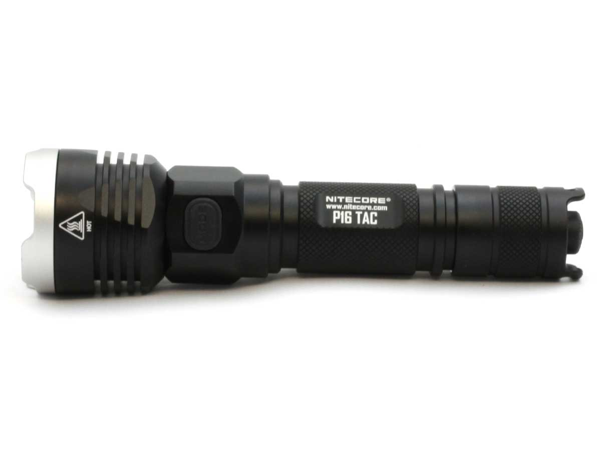Nitecore P16 TAC Tactical LED Flashlight Standing